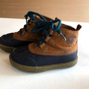 Osh Kosh toddler boots